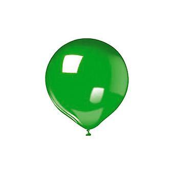 "25 12""/30cm Μπαλόνια - Πράσινο"