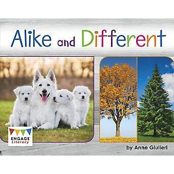Alike and Different by Giulieri & Anne