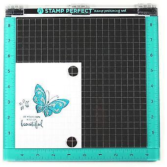 Hampton Art Stamp Täydellinen työkalu 25,4 x 25,4cm