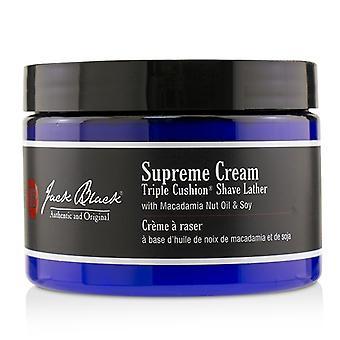 Jack Black Supreme Cream Triple Cushion Shave Lather 270g/9.5oz