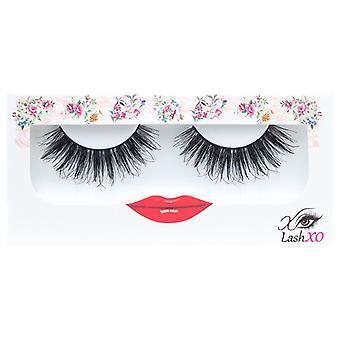 Lash XO Premium False Eyelashes - Smoking Hot - Natural yet Elongated Lashes