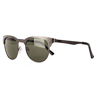 نظارات شمسية Unisex Cat.3 الفضة / الأخضر (& نقلا عن aml19017b & quot;)