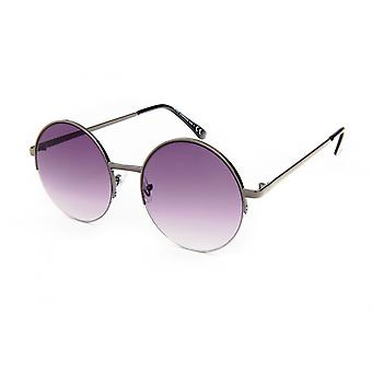Sunglasses Unisex Cat.3 Grey Lens (19-075)