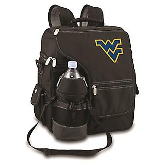 Turismo - Black (West Virginia U Mountaineers) Digital Print Backpack