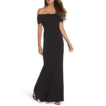 Eliza J | Off-the-Shoulder Gown