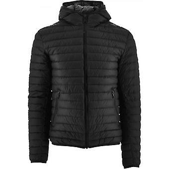 Colmar Black Down Filled Jacket
