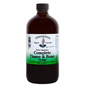 Dr. Christophers Formulas Complete Tissue and Bone, Syrup 16 oz