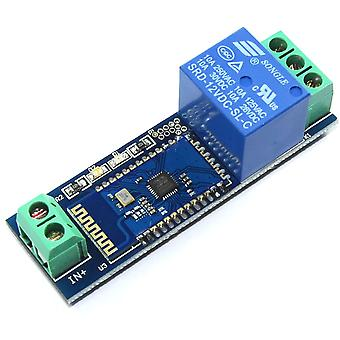 LC Technology 12V 1 Channel Bluetooth Relay Module