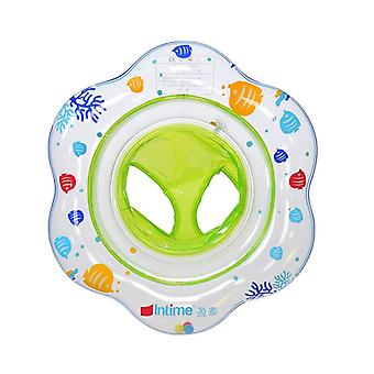 52*21cm Baby Pool Float Toy Gonflable Baby Float Swim Ring For Sit In Swimming