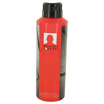 Michael jordan body spray by michael jordan 533984 177 ml