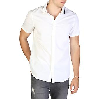 Armani exchange spring/summer men's cotton shirt