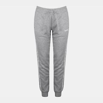 adidas Essential 3 Stripe Jogging Pants Ladies