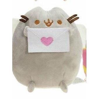 חתול צעצועי קטיפה, סופגניות חתול Kawaii קוקי גלידה קשת סגנון עוגה קטיפה צעצועים