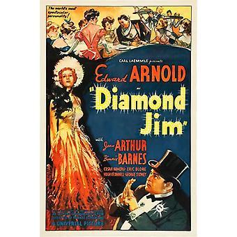 Diamond Jim Movie Poster (11 x 17)
