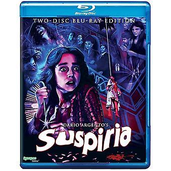 Dario Argento's Suspiria [Blu-ray] USA import