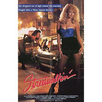 Streetwalkin Movie Poster (11 x 17)