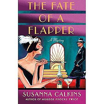 Skæbnen for en Flapper: Et mysterium (Speakeasy Mord, 2)