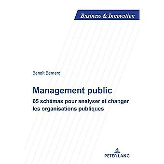 Management publiek: 65 schema's pour analyser et changer les organisaties publiques