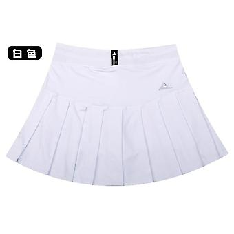 New Tennis Skirts With Safety Shorts , Quick Dry Women Badminton