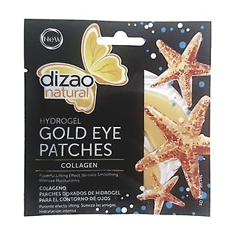 Hydrogel Gold Collagen Eye Contour Patches 28 g
