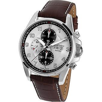جاك ليمانس - ساعة اليد - رجال - ليفربول فالجو - تلقائي - 1-1750B