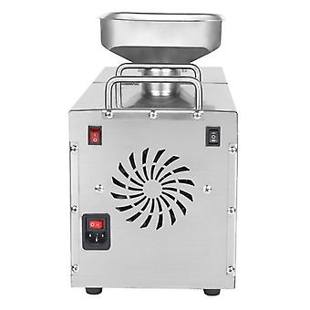 Automatic Oil Press Household Flaxseed, Extractor Peanut Oil Press Machine