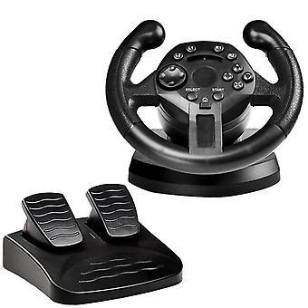 Jogo PS3, Joysticks de Vibração do Pc - Tração do Volante do Controlador Remoto