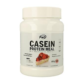 Casein Protein Meal (Strawberry Cheesecake Flavor) 450 g