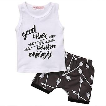 Baby Boy Arrow T Shirt And Short Pants
