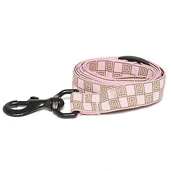 Neue Berg Pfoten Walkies Lead Dog Walking Rope Pink