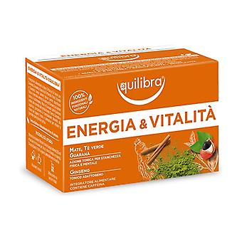 Energy and Vitality herbal tea 15 packets