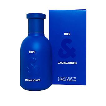 Jack & Jones Jack and Jones #02 Eau de Toilette Spray 75ml