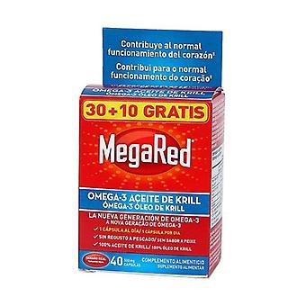 Omega 3 Krill Oil 40 capsules