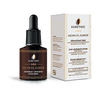 Brightening serum 2 in 1 unifying and anti stain Nectar of youth Bio 30 ml de serum
