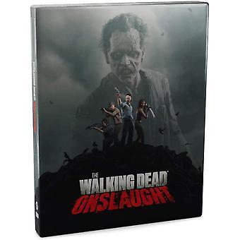 Walking Dead Onslaught Survivor Steelbook Edition PS4 -peli (PSVR vaaditaan)