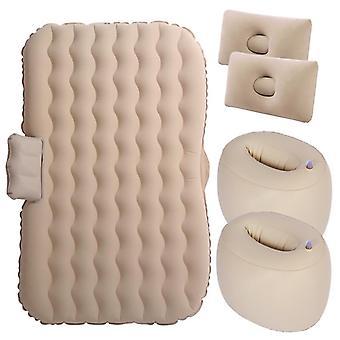 Auto Luft Matratze / Bett aufblasbare Sofa Flocking Tuch 135 * 70cm für Glocke