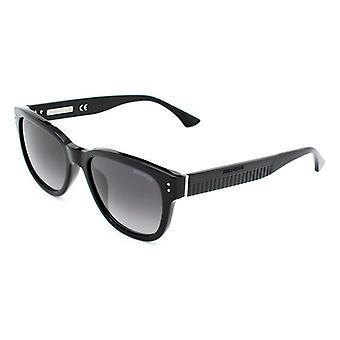 نظارات شمسية للجنسين زاديغ وفولتير SZV098-0700 (أسود) (ø 51 ملم)