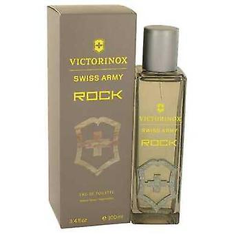 Swiss Army Rock By Victorinox Eau De Toilette Spray 3.4 Oz (men) V728-533950