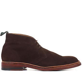 Jones Bootmaker Mens Acton SuperFlex Goodyear Welt Chukka Boots