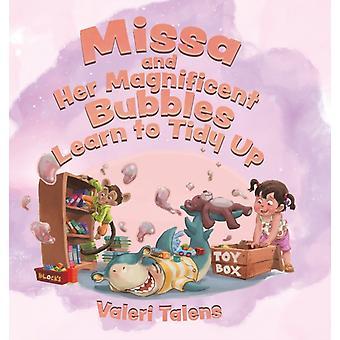Missa en haar prachtige bubbels leren opruimen door Valeri Talens