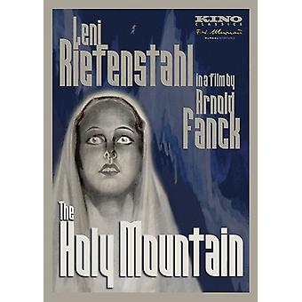 Holy Mountain (1926) [DVD] USA import