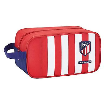 Matkatossuteline Atlético Madrid Sininen Valkoinen Punainen Polyesteri