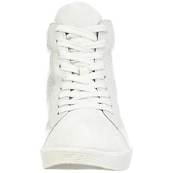 Gentle Souls Womens Helka Leather Hight Top Lace Up Fashion Sneakers
