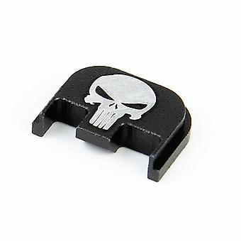 Aluminum Rear Cover Slide Back Plate For Gen 1-5 Glock 17 19 20 21 22 23 24 25