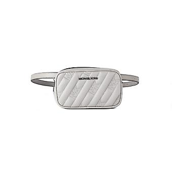 Michael Kors Rose Vegan Faux Leather Embossed Belt Bag  - 61732