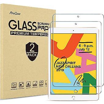 FengChun [2 stuck] Panzerglas Displayschutzfolie fr iPad 10.2 Zoll 8th Gen 2020
