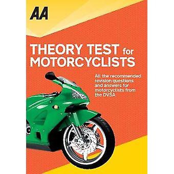 Rijtheorietest voor motorrijders AA Rijexamen AA Rijboeken