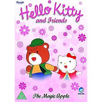 Bonjour Kitty et amis The Magic Apple DVD