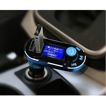 Transmetteur FM de haut-parleur Bluetooth mains libres