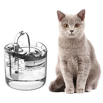 Automatic circulation smart pet waterer